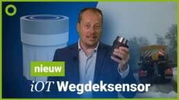 De nieuwste generatie IoT Wegdeksensoren voor nog meer grip op gladheidbestrijding.